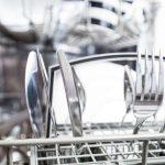 نحوهی گذاشتن چاقو در ماشین ظرفشویی