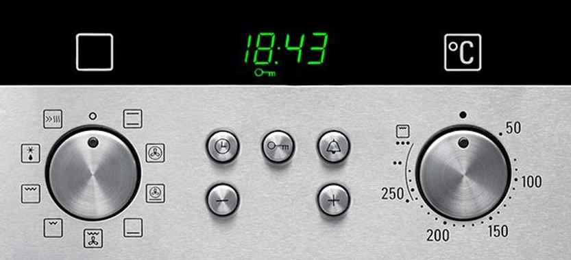 انتخاب دمای مناسب برای فر