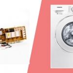 نحوه تعویض برد کنترل رابط کاربری ماشین لباسشویی