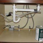 نصب صحیح شلنگ تخلیه ماشین ظرفشویی