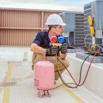 نحوه شارژ گاز کولر گازی اینورتر گاز R410